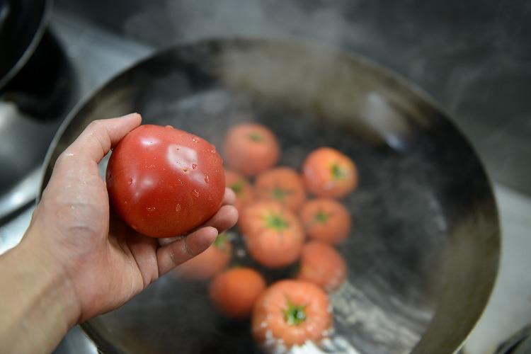 トマトジャム1